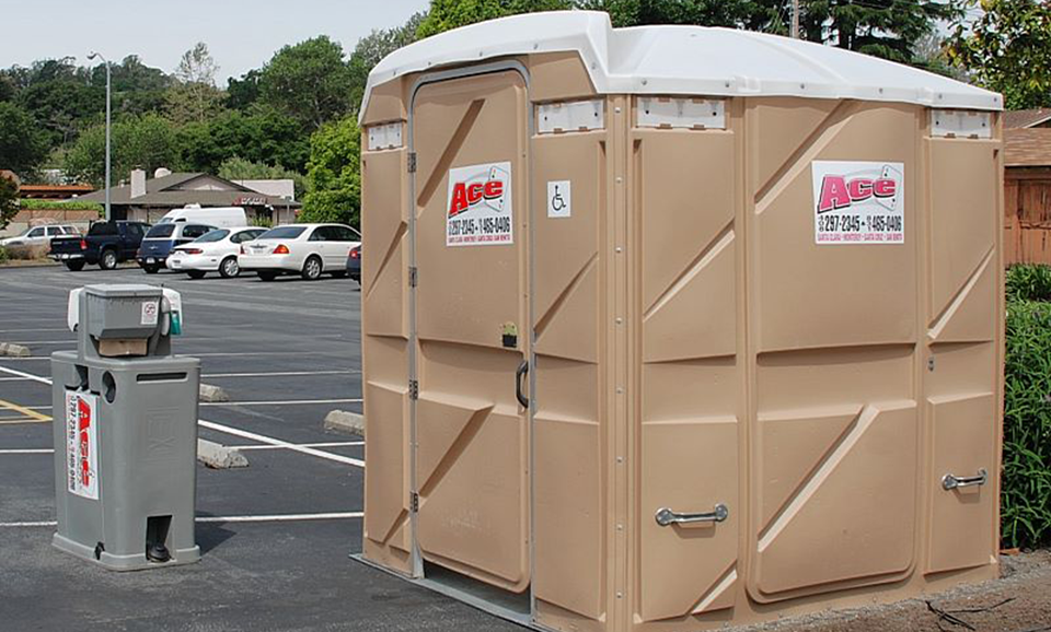 Superieur Ace Portable Services   Portable Toilets, Temporary Fence U0026 Dumpsters