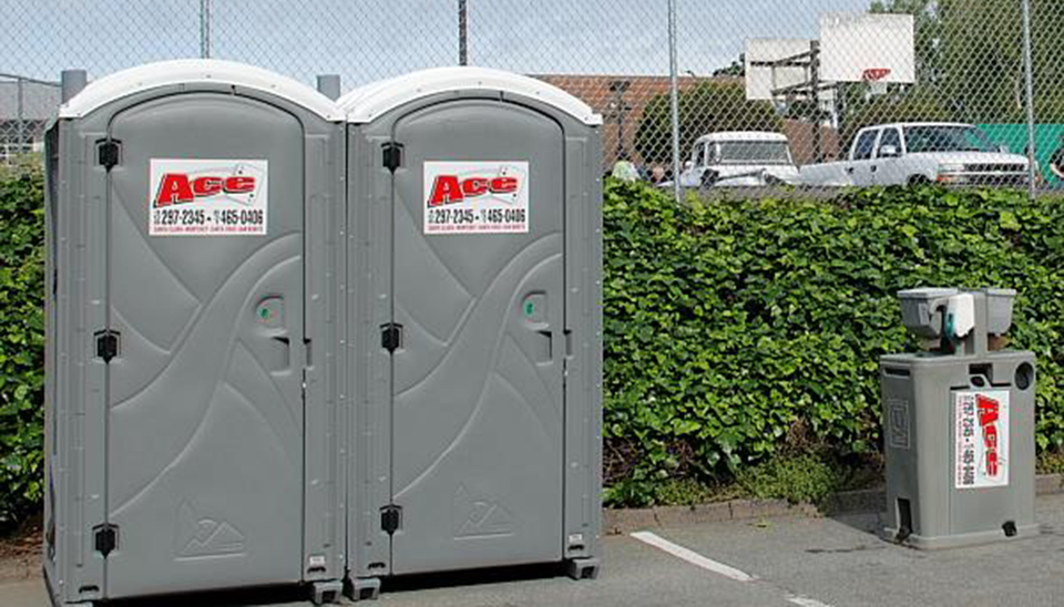 Charmant Portable Toilets