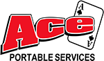 Ace Portable Services Logo